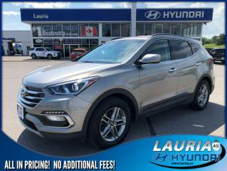 Used 2017 Hyundai Santa Fe Sport 2.4L AWD Premium - Low kms for sale in Port Hope, ON