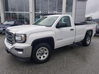 Used 2018 GMC Sierra 1500 Regular Cab 2WD for sale in Port Coquitlam, BC