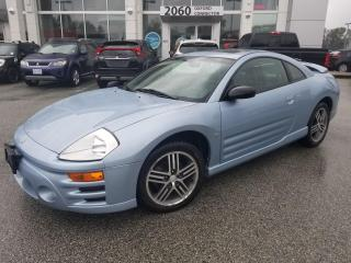 Used 2004 Mitsubishi Eclipse GT V6 for sale in Port Coquitlam, BC