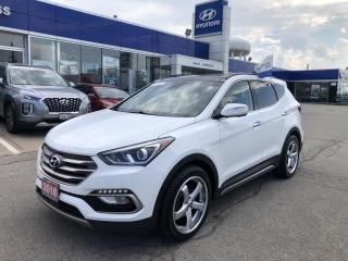 Used 2018 Hyundai Santa Fe Sport 2.0T Ultimate for sale in Scarborough, ON