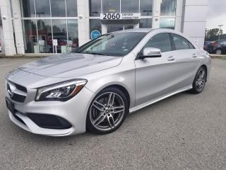 Used 2018 Mercedes-Benz CLA-Class 250 for sale in Port Coquitlam, BC