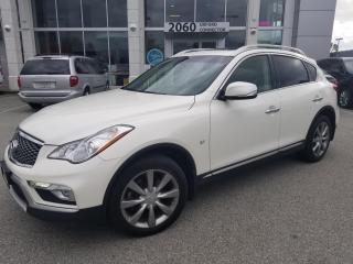 Used 2016 Infiniti QX50 for sale in Port Coquitlam, BC