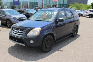 Used 2006 Honda CR-V Accident Free 2006 CR-V SE! Still Has The Picnic Table! Unbelievable! for sale in Waterloo, ON