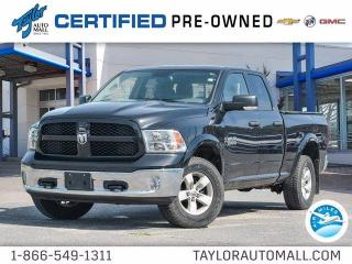 Used 2016 RAM 1500 OUTDOORSMAN for sale in Kingston, ON