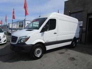 Used 2015 Mercedes-Benz Sprinter 2500 PA 144 po High Roof for sale in Montréal, QC