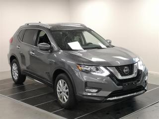 Used 2019 Nissan Rogue SV AWD CVT for sale in Port Moody, BC