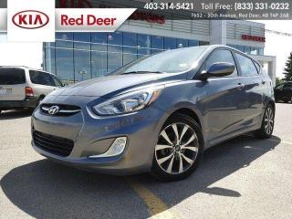 Used 2017 Hyundai Accent Hatchback Auto SE for sale in Red Deer, AB