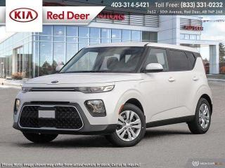 New 2020 Kia Soul LX for sale in Red Deer, AB