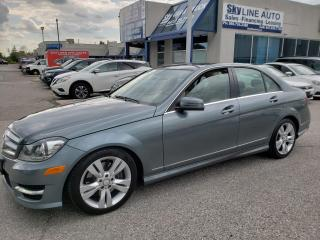 Used 2012 Mercedes-Benz C-Class AMG|CAMERA|NAVIGATION|NO ACCIDENT|CERTIFIED for sale in Concord, ON