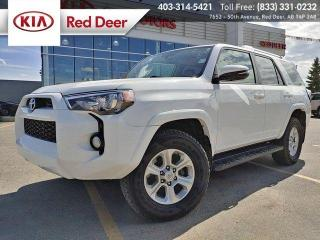 Used 2018 Toyota 4Runner BASE for sale in Red Deer, AB