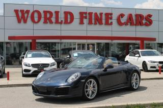 Used 2017 Porsche 911 Carrera 4 | Ontario Local | Accident Free! | High MSRP! for sale in Etobicoke, ON