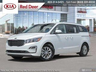 New 2020 Kia Sedona LX for sale in Red Deer, AB