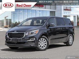 New 2019 Kia Sedona L for sale in Red Deer, AB
