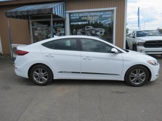 Used 2017 Hyundai Elantra Berline 4 portes, boîte automatique SE for sale in Prevost, QC