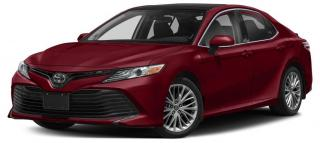 Used 2018 Toyota Camry XLE V6 for sale in Hamilton, ON