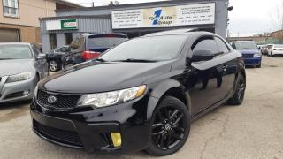 Used 2012 Kia Forte SX Luxury Leather/Moon for sale in Etobicoke, ON
