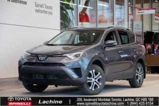 Used 2017 Toyota RAV4 LE BAS MILEAGE!! for sale in Lachine, QC