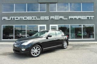 Used 2011 Infiniti EX35 AWD LUXURY - TOIT - 104 958 KM - CAMERA - for sale in Québec, QC