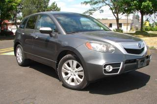 Used 2011 Acura RDX Tech Pkg for sale in Mississauga, ON