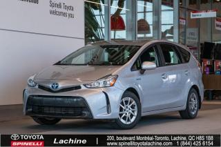 Used 2016 Toyota Prius V for sale in Lachine, QC