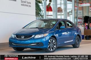 Used 2013 Honda Civic EX TEL QUEL! AUCUN DOMMAGE for sale in Lachine, QC