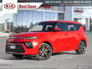 New 2020 Kia Soul GT-Line Premium for sale in Red Deer, AB
