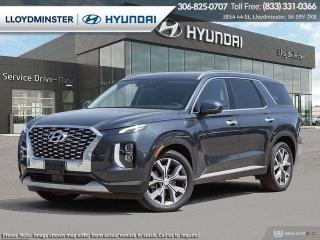 New 2020 Hyundai PALISADE LUXURY for sale in Lloydminster, SK