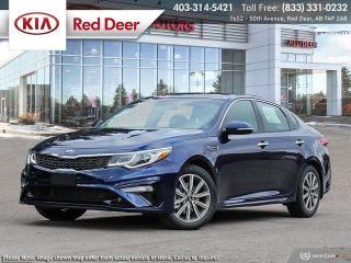 New 2020 Kia Optima EX+ for sale in Red Deer, AB