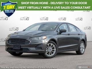 New 2020 Ford Fusion SE | FWD | 1.5L ECOBOOST ENGINE | VOICE-ACTIVATED NAVIGATION for sale in Kitchener, ON