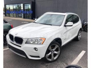 Used 2013 BMW X3 2.8i xDrive Premium *Park-Assist *Toit-Pano-Roof for sale in St-Hubert, QC