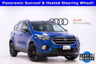 Used 2019 Ford Escape Titanium w/Black Package *Low KM* for sale in Winnipeg, MB
