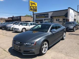 Used 2013 Audi S5 3.0T 1 OWNER, DEALER MAINTAINED, NO ACCIDENTS for sale in Etobicoke, ON