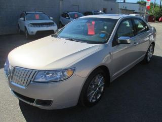 Used 2010 Lincoln MKZ for sale in Saskatoon, SK