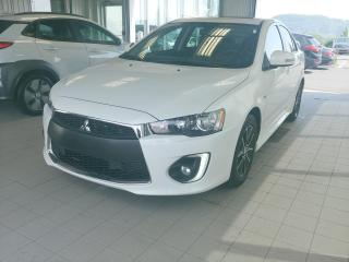 Used 2016 Mitsubishi Lancer 4dr Sdn CVT SE LTD FWD for sale in Ste-Julie, QC