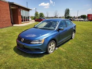 Used 2016 Volkswagen Jetta Trendline for sale in London, ON