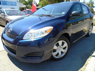 Used 2012 Toyota Matrix for sale in Ottawa, ON