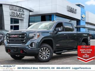 New 2020 GMC Sierra 1500 AT4  - Sunroof - Premium Package for sale in Etobicoke, ON
