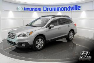 Used 2015 Subaru Outback 2.5i + GARANTIE  + A/C + CRUISE + WOW! for sale in Drummondville, QC