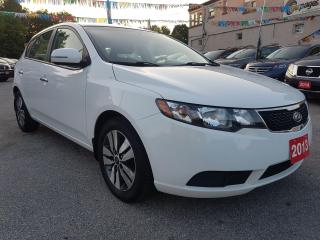 Used 2013 Kia Forte5 EX-MINT CONDITON-ONLY 96K-BLUETOOTH-AUX-USB-ALLOYS for sale in Scarborough, ON