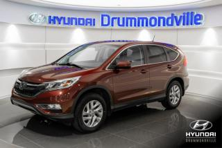 Used 2015 Honda CR-V EX-L AWD + GARANTIE + TOIT + CAMERA + WO for sale in Drummondville, QC