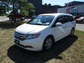 Used 2015 Honda Odyssey EX-L~8 PASS.~NAV.~REAR/SIDE CAM.~REMOTE START for sale in Toronto, ON