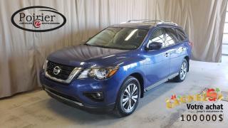 Used 2019 Nissan Pathfinder SL Premium Premium for sale in Rouyn-Noranda, QC