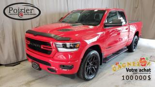 Used 2019 RAM 1500 Sport Sport avec bas kilométrage for sale in Rouyn-Noranda, QC