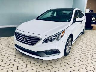 Used 2015 Hyundai Sonata 2.4L Sport Tech for sale in Brampton, ON
