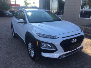 Used 2020 Hyundai KONA Preferred for sale in Waterloo, ON