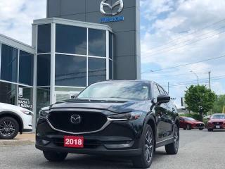 Used 2018 Mazda CX-5 GT TECH WITH REMOTE STARTER for sale in Ottawa, ON