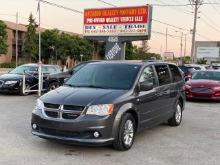 Used 2014 Dodge Grand Caravan 30th Anniversary for sale in Toronto, ON