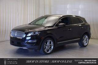 Used 2019 Lincoln MKC Reserve AWD **New Arrival** for sale in Regina, SK