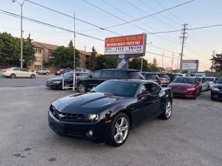 Used 2010 Chevrolet Camaro RS for sale in Toronto, ON