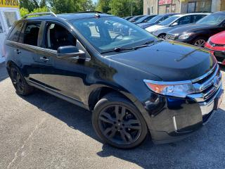 Used 2012 Ford Edge LIMITED/ AWD/ NAVI/ LEATHER/ PWR SEATS/ TINTED! for sale in Scarborough, ON